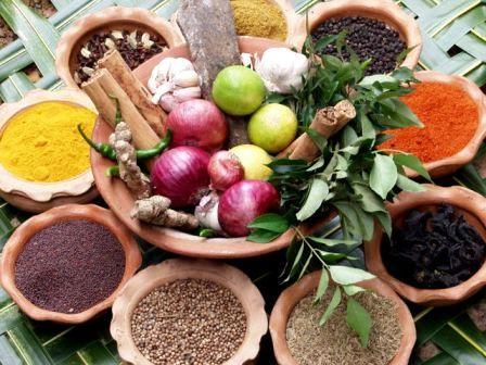 основные правила питания по аюверде