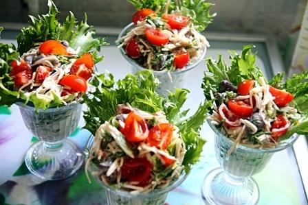 вкусный сельдереевый салат для похудения